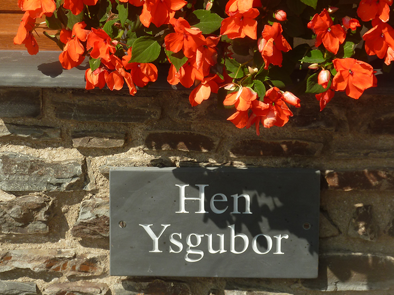 Hen Ysgubor, our Holiday Cottage in Lampeter, Wales